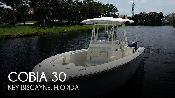 Used Cobia Boats For Sale by owner | 2017 Cobia 30
