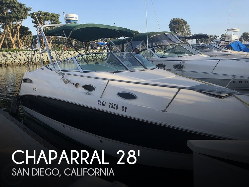 Used Chaparral 28 Boats For Sale by owner | 2000 Chaparral 28