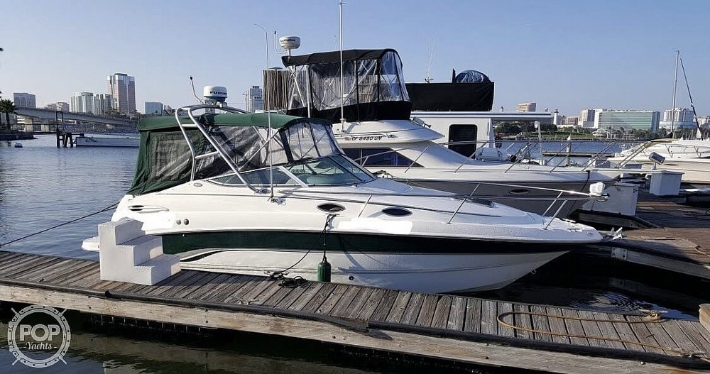 2000 Chaparral boat for sale, model of the boat is Signature 240 & Image # 5 of 40