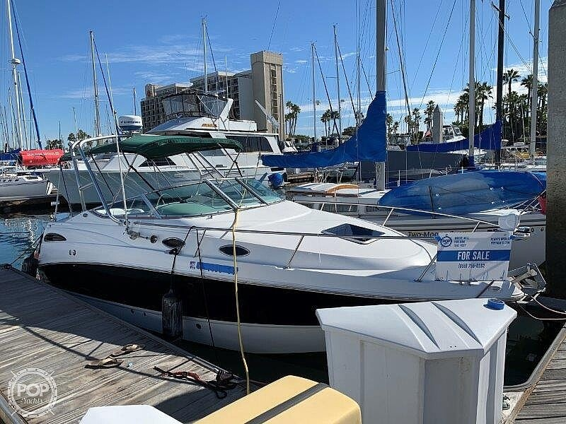2000 Chaparral boat for sale, model of the boat is Signature 240 & Image # 6 of 40