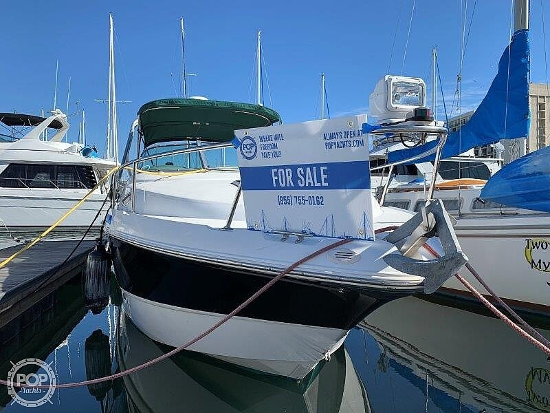 2000 Chaparral boat for sale, model of the boat is Signature 240 & Image # 7 of 40