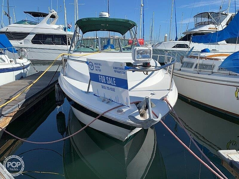 2000 Chaparral boat for sale, model of the boat is Signature 240 & Image # 8 of 40