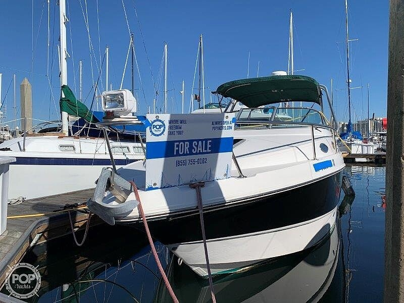 2000 Chaparral boat for sale, model of the boat is Signature 240 & Image # 9 of 40