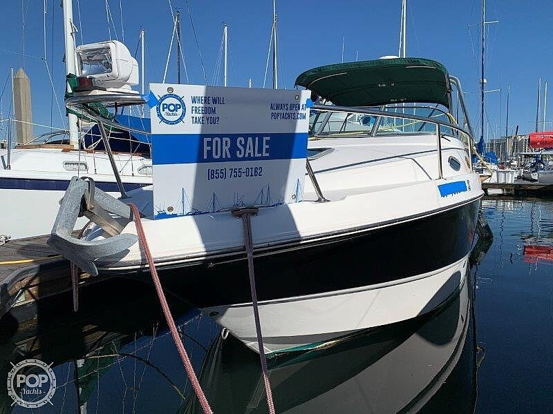 2000 Chaparral boat for sale, model of the boat is Signature 240 & Image # 10 of 40