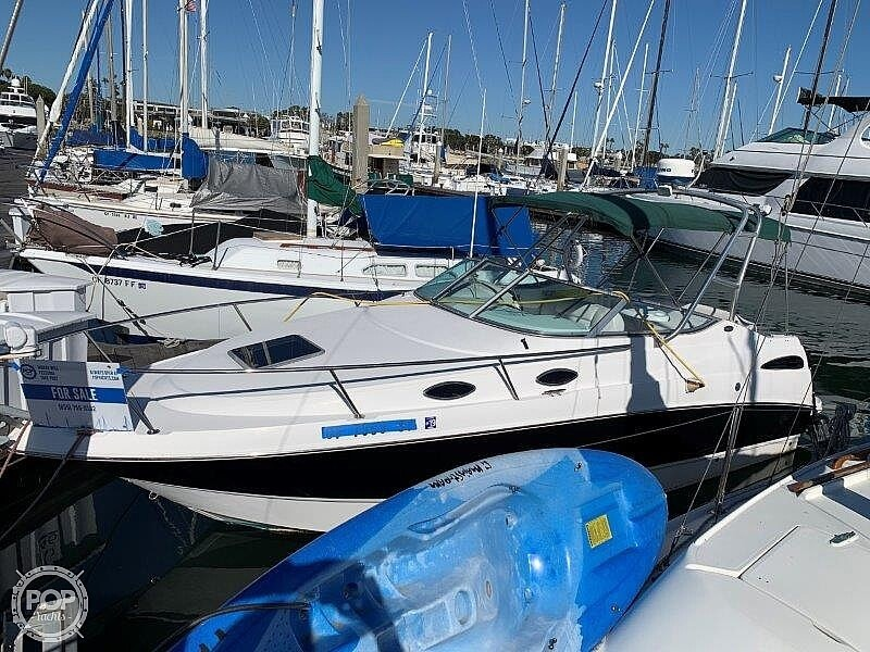 2000 Chaparral boat for sale, model of the boat is Signature 240 & Image # 12 of 40