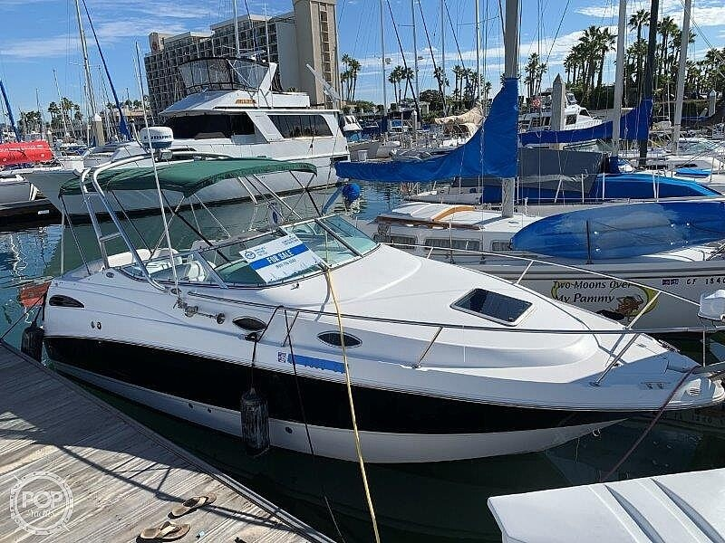 2000 Chaparral boat for sale, model of the boat is Signature 240 & Image # 14 of 40