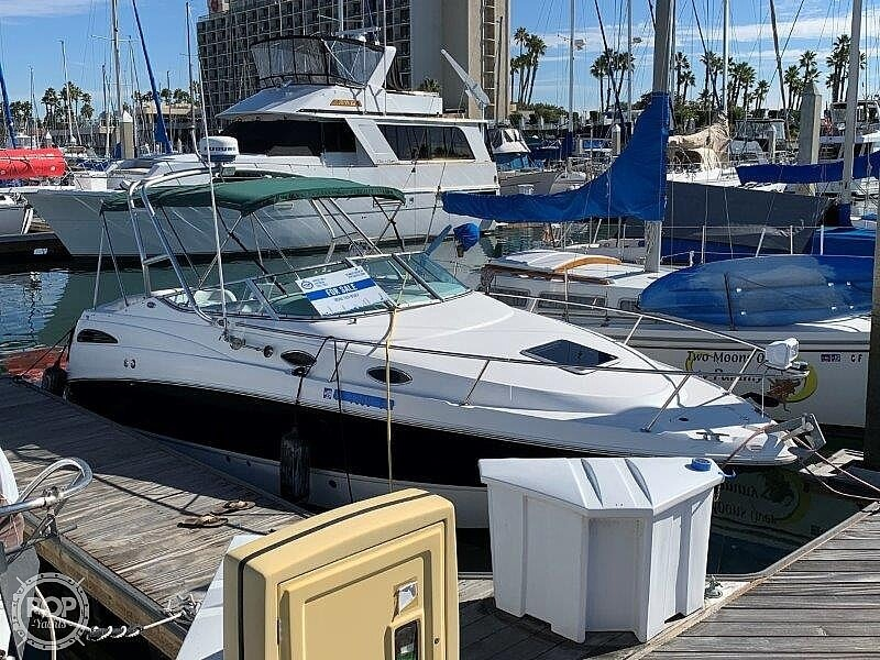 2000 Chaparral boat for sale, model of the boat is Signature 240 & Image # 15 of 40