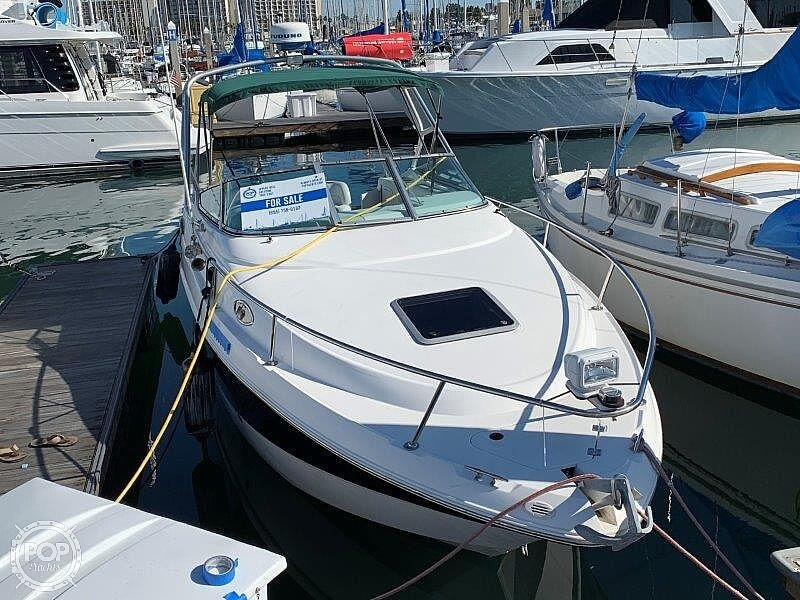 2000 Chaparral boat for sale, model of the boat is Signature 240 & Image # 16 of 40