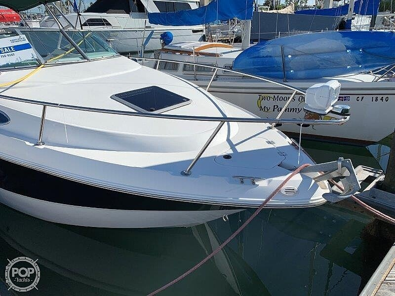 2000 Chaparral boat for sale, model of the boat is Signature 240 & Image # 17 of 40