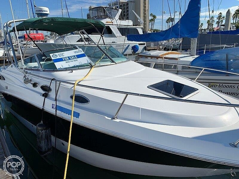 2000 Chaparral boat for sale, model of the boat is Signature 240 & Image # 18 of 40