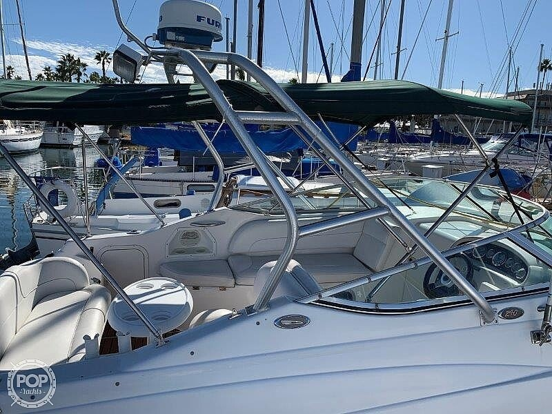 2000 Chaparral boat for sale, model of the boat is Signature 240 & Image # 20 of 40