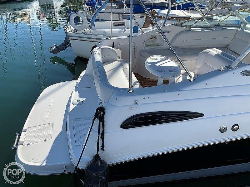 2000 Chaparral boat for sale, model of the boat is Signature 240 & Image # 22 of 40