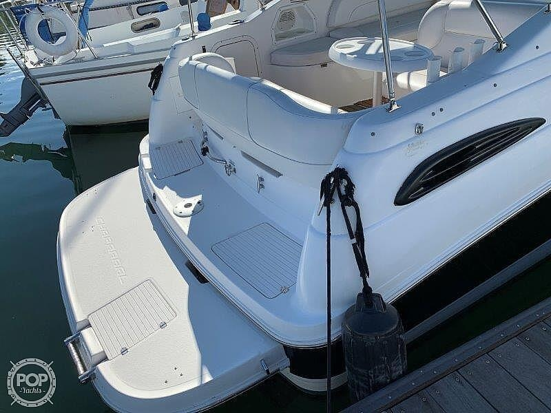 2000 Chaparral boat for sale, model of the boat is Signature 240 & Image # 23 of 40