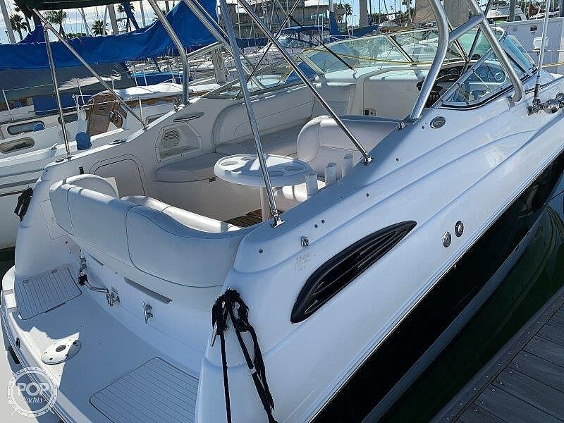 2000 Chaparral boat for sale, model of the boat is Signature 240 & Image # 24 of 40