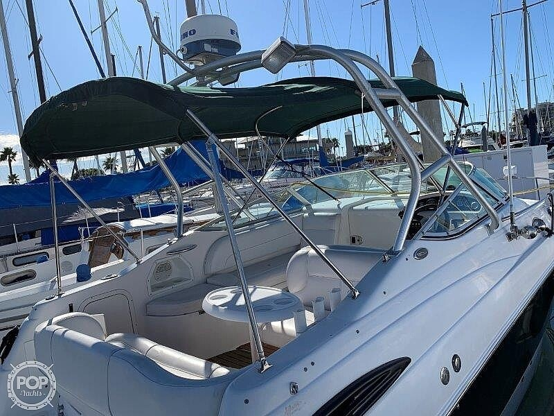 2000 Chaparral boat for sale, model of the boat is Signature 240 & Image # 25 of 40