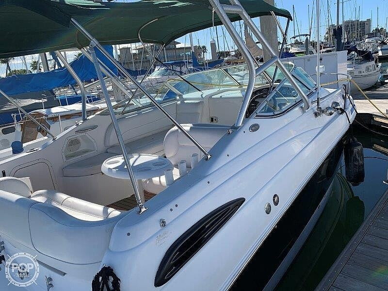 2000 Chaparral boat for sale, model of the boat is Signature 240 & Image # 26 of 40