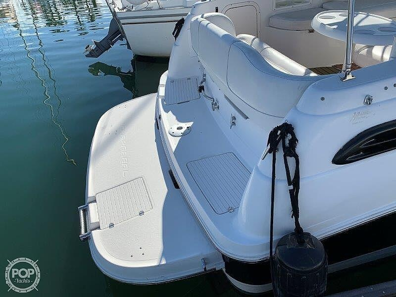 2000 Chaparral boat for sale, model of the boat is Signature 240 & Image # 27 of 40