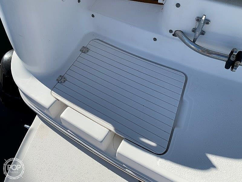 2000 Chaparral boat for sale, model of the boat is Signature 240 & Image # 30 of 40