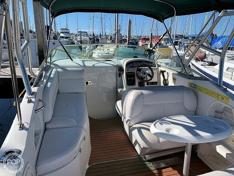 2000 Chaparral boat for sale, model of the boat is Signature 240 & Image # 36 of 40