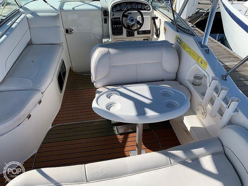 2000 Chaparral boat for sale, model of the boat is Signature 240 & Image # 38 of 40