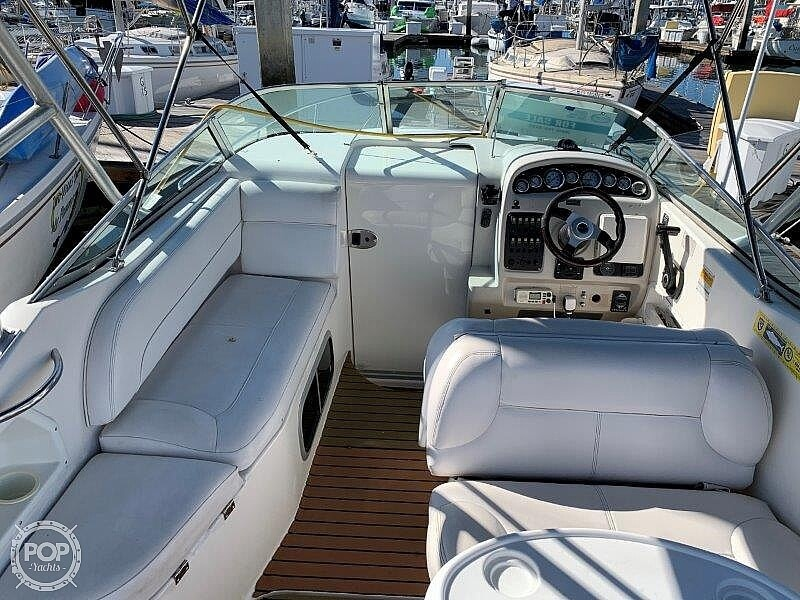 2000 Chaparral boat for sale, model of the boat is Signature 240 & Image # 39 of 40