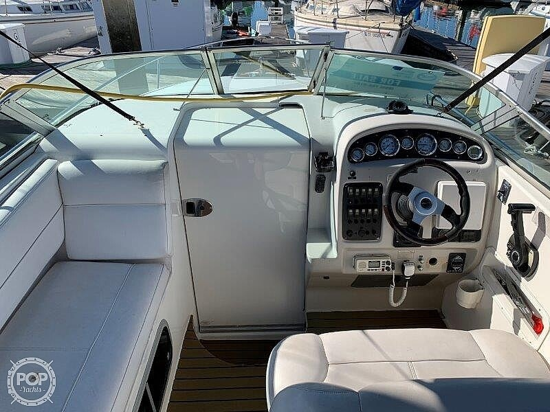 2000 Chaparral boat for sale, model of the boat is Signature 240 & Image # 40 of 40