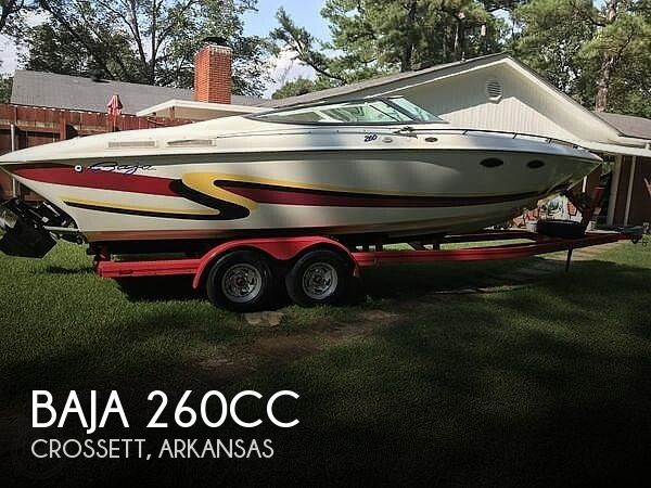 Used Boats For Sale in Monroe, Louisiana by owner   1996 Baja 26