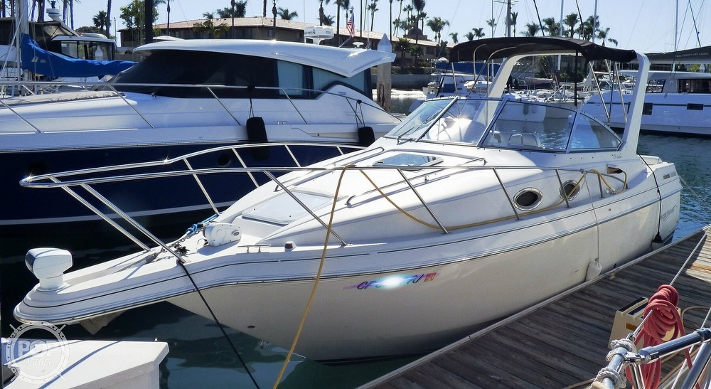 1999 Monterey boat for sale, model of the boat is 276 Cruiser & Image # 5 of 40