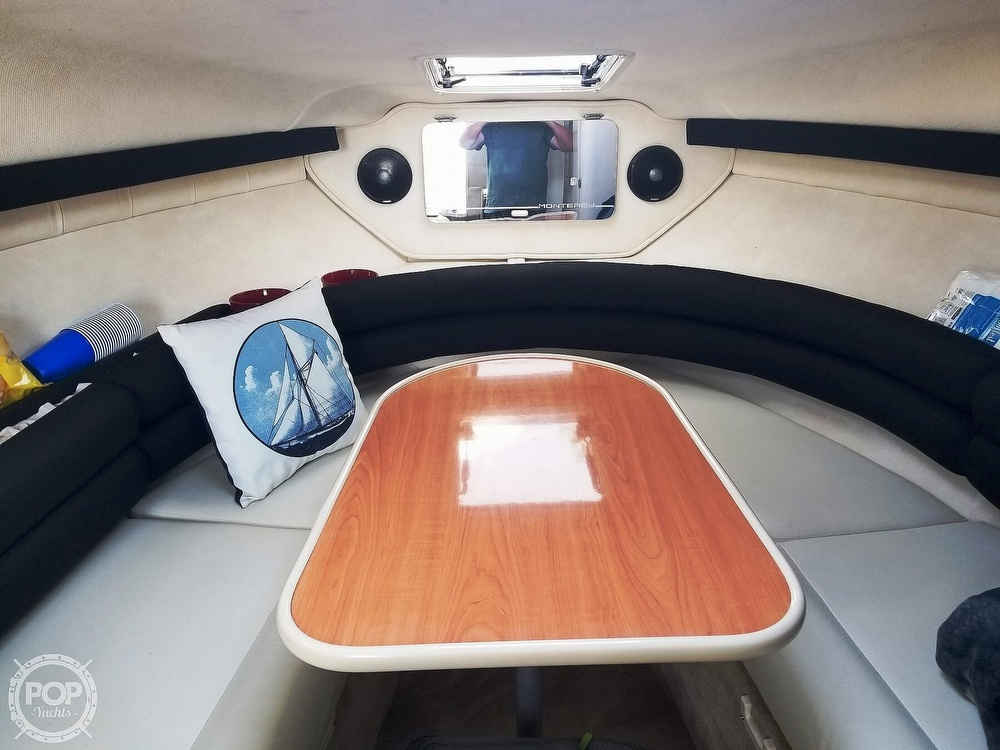 1999 Monterey boat for sale, model of the boat is 276 Cruiser & Image # 3 of 40