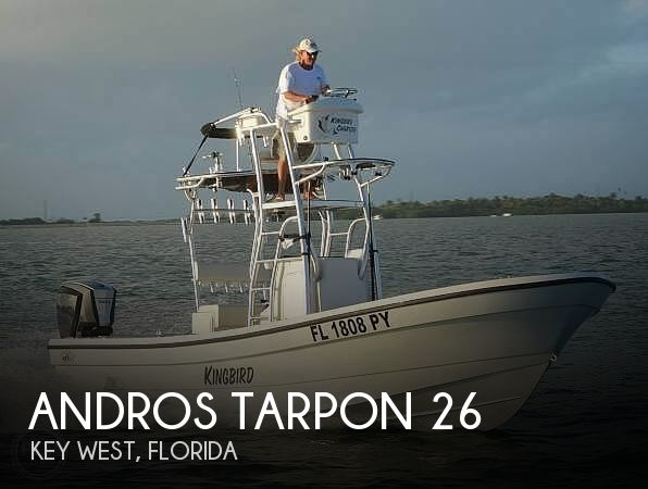 Used Andros Tarpon 26 Boats For Sale by owner | 2015 Andros Tarpon 26