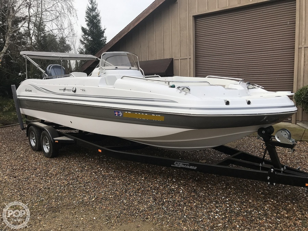 2014 Hurricane boat for sale, model of the boat is 231 Sundeck Sport & Image # 4 of 41