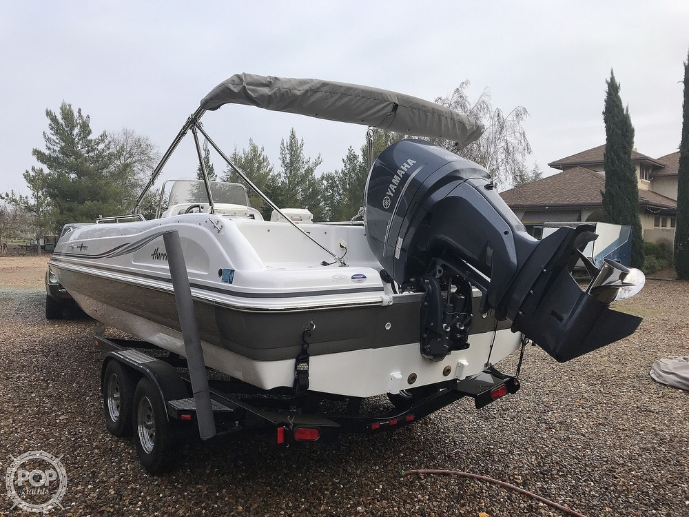 2014 Hurricane boat for sale, model of the boat is 231 Sundeck Sport & Image # 7 of 41