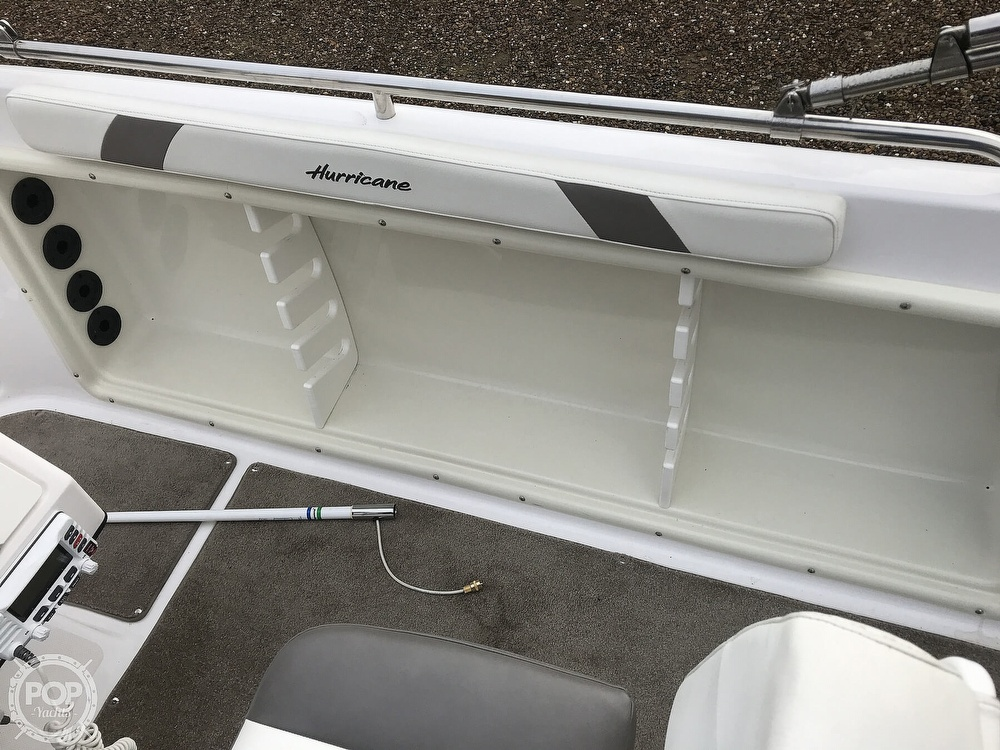2014 Hurricane boat for sale, model of the boat is 231 Sundeck Sport & Image # 23 of 41