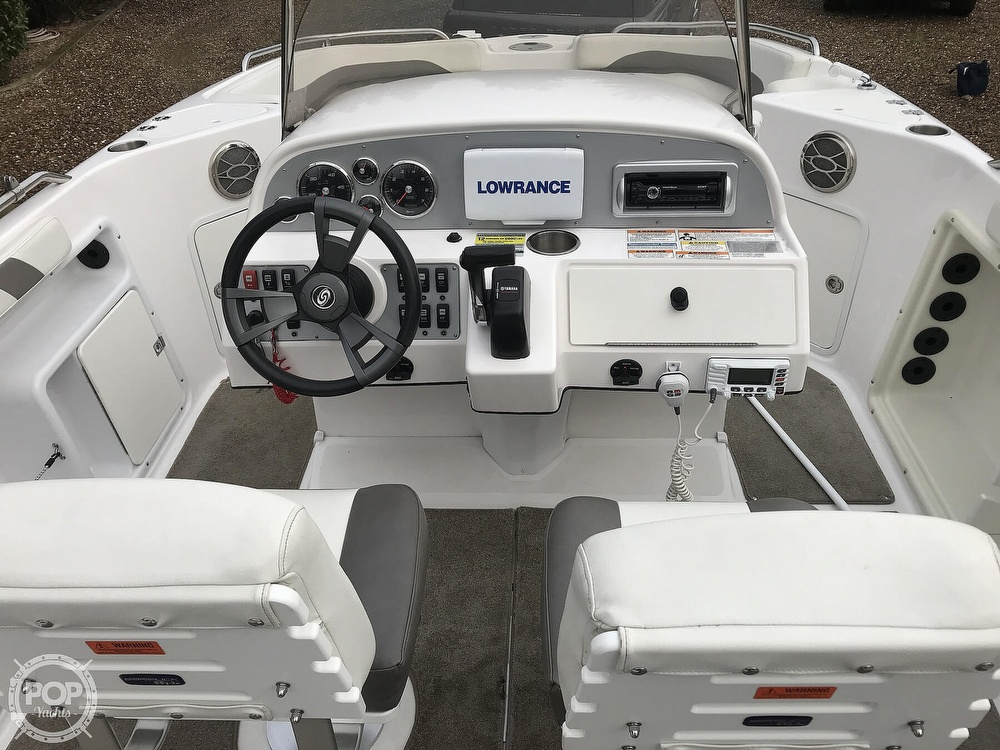 2014 Hurricane boat for sale, model of the boat is 231 Sundeck Sport & Image # 24 of 41