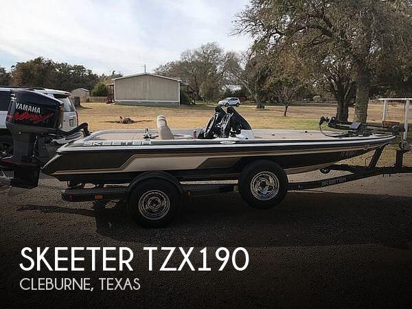 Used Skeeter Boats For Sale in Dallas, Texas by owner | 2003 Skeeter 19
