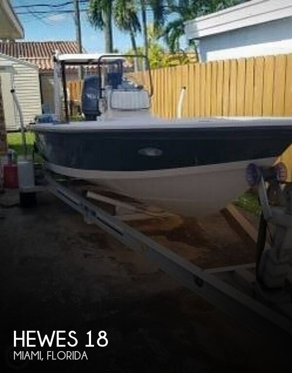 Used HEWES Boats For Sale by owner | 2003 Hewes 18