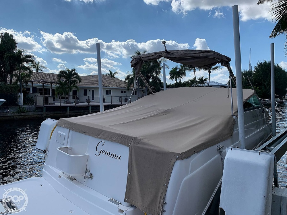 Cover And Bimini Top Less That A Year Old.