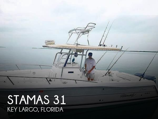 Used Stamas Boats For Sale by owner | 2003 Stamas 31