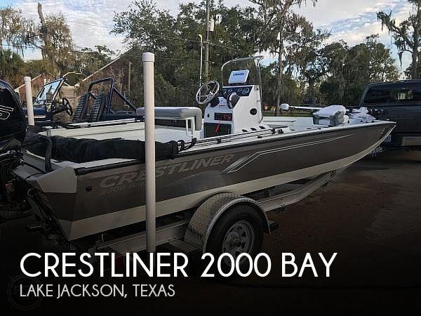 Used Crest Boats For Sale by owner | 2019 Crestliner 2000