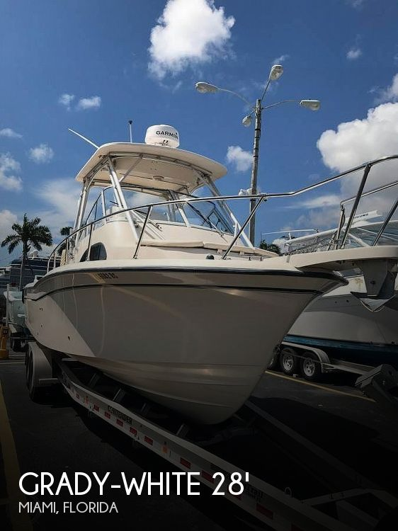 Used Grady-White Boats For Sale by owner | 2005 Grady-White 282 SAILFISH
