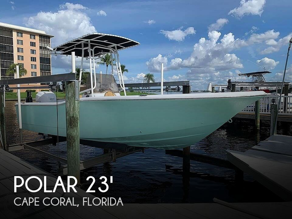 Used Polar Boats For Sale by owner | 2004 Polar 23