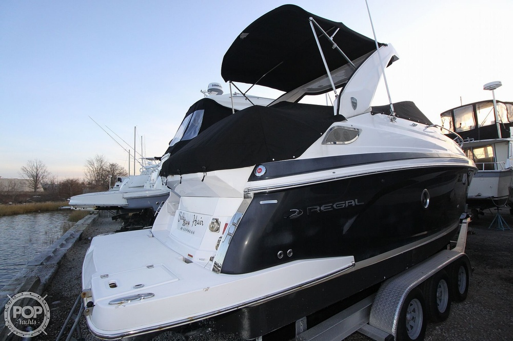 2016 Regal boat for sale, model of the boat is 28 Express & Image # 19 of 40