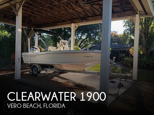 Used Clearwater Boats For Sale by owner | 2016 Clearwater 19