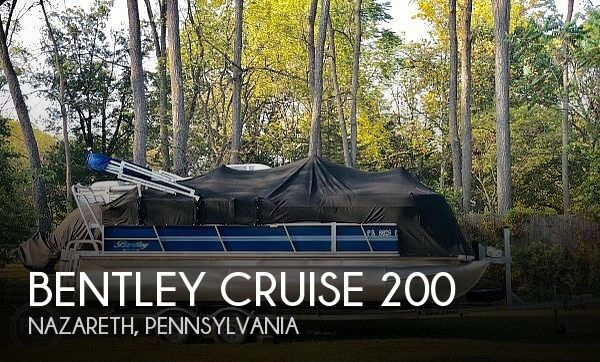 Used BENTLEY Pontoon Boats For Sale by owner | 2015 Bentley Encore Cruise 20