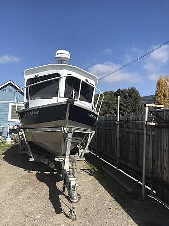 2010 River Wild boat for sale, model of the boat is 25 & Image # 2 of 12