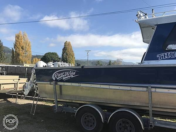 2010 River Wild boat for sale, model of the boat is 25 & Image # 3 of 12