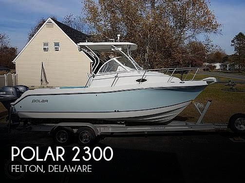 Used Polar Boats For Sale by owner | 2004 Polar 2300