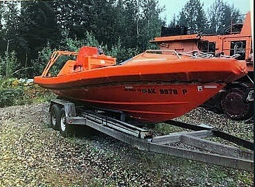 2009 Norsafe boat for sale, model of the boat is Magnum 750 MK & Image # 2 of 3