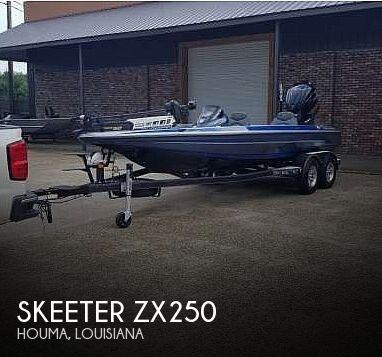 Used Skeeter Boats For Sale by owner   2018 Skeeter Zx250
