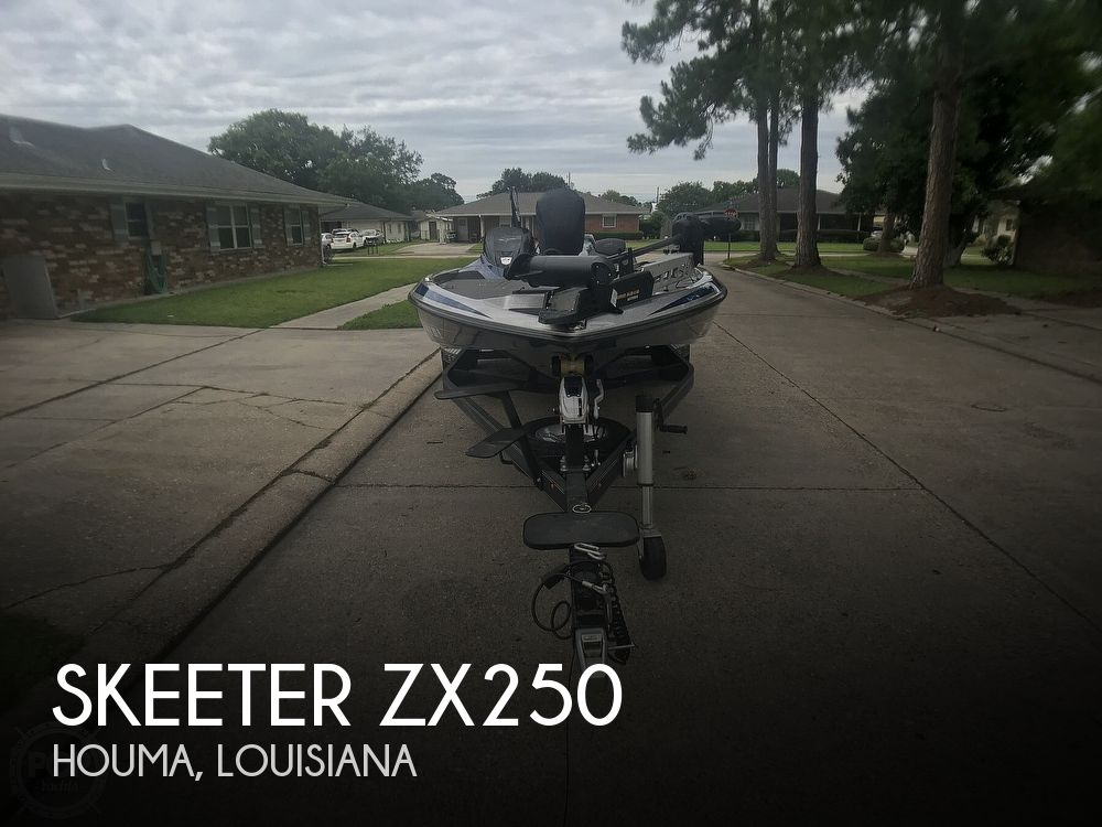 2018 SKEETER ZX250 for sale